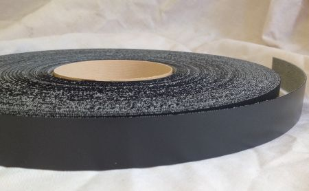 22mm Graphite Iron On Melamine Veneer Edging