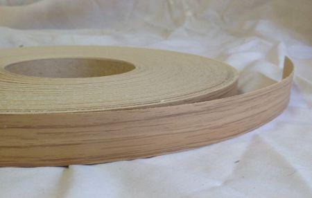 22mm Lissa Oak Iron On Melamine Veneer Edging