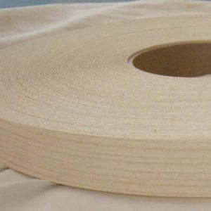 22mm Maple Iron On Melamine Veneer Edging