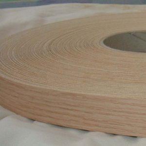 22mm Oak Iron On Melamine Veneer Edging