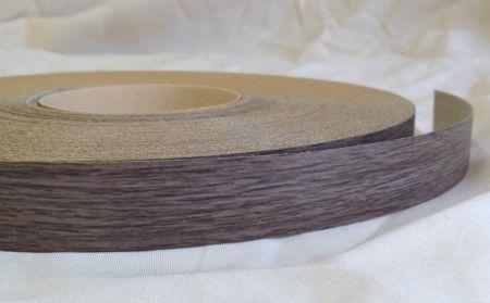 22mm Santana Oak Iron On Melamine Veneer Edging