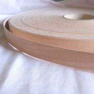 30mm Cherry Iron On Wood Veneer Edging