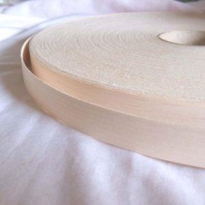 30mm Maple Iron On Wood Veneer Edging