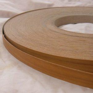 30mm Teak Iron On Wood Veneer Edging