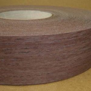 48mm Dark Walnut Iron On Melamine Veneer Edging