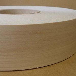 48mm Natural Maple Iron On Melamine Veneer Edging
