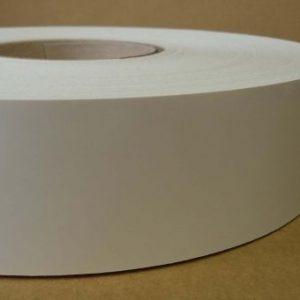 48mm White Gloss Iron On Melamine Veneer Edging