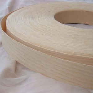 50mm Ash Iron On Wood Veneer Edging