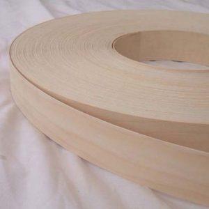 50mm Birch Iron On Wood Veneer Edging