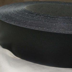 50mm Black Iron On Melamine Veneer Edging