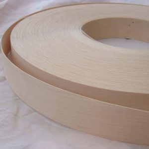 50mm Maple Iron On Wood Veneer Edging