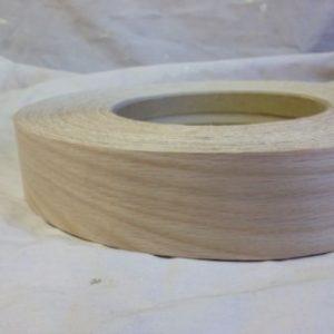 50mm Red Oak Iron On Wood Veneer Edging