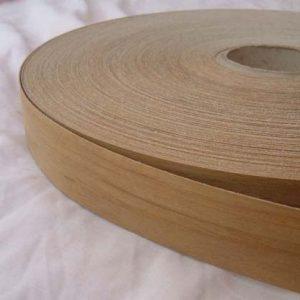 50mm Teak Iron Iron On Wood Veneer Edging