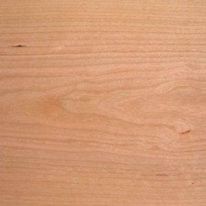 Flexible Cherry Wood Veneer