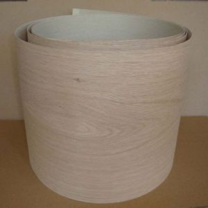 Unglued American White Oak Wood Veneer 200mm Wide